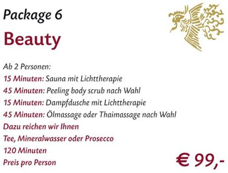 Spa Package 6 Stuttgart
